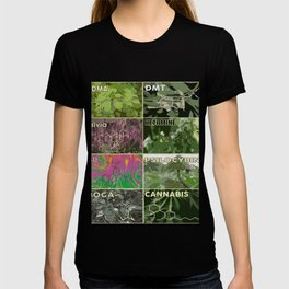 Drug Drugs Molecular Chain Gift Idea T-shirt
