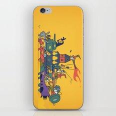 Wacky Max iPhone & iPod Skin