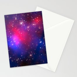Galactic Squares #3 Stationery Cards