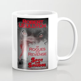 Spot and Smudge Book 4 coffee mug Coffee Mug