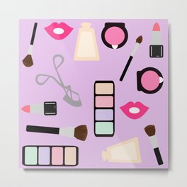 What's Your Pallet? Metal Print