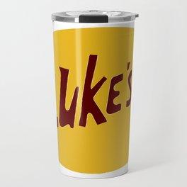Luke's Diner Travel Mug