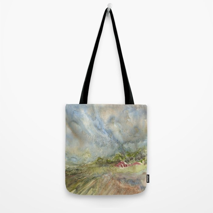 An American Farm Tote Bag