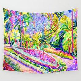 Francisco Iturrino Malaga Garden Wall Tapestry
