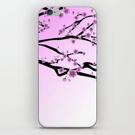 Blossoms iPhone Skin
