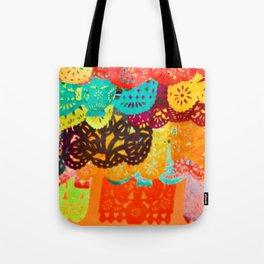 Mexicana Tote Bag