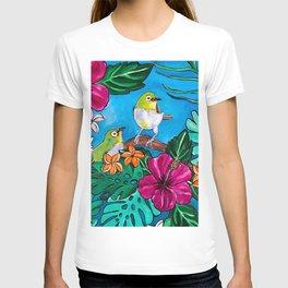 Tropical Tweets T-shirt