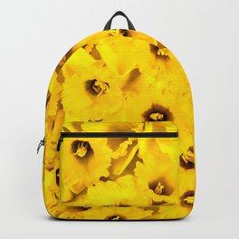 Daffodils en-masse Backpack