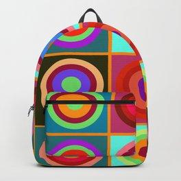 Kandinsky #20 Backpack