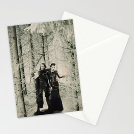 Outlaw Queen Frozen Stationery Cards