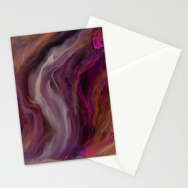 First Free Flow Stationery Cards