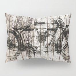Graphite Moto Pillow Sham