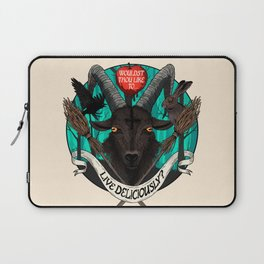 Black Phillip (The Witch) Laptop Sleeve