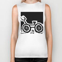 Love my bike Biker Tank