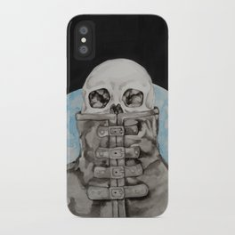 Cloak of Night iPhone Case