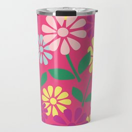 Fresh as a Daisy Travel Mug