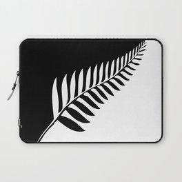 Silver Fern of New Zealand Laptop Sleeve