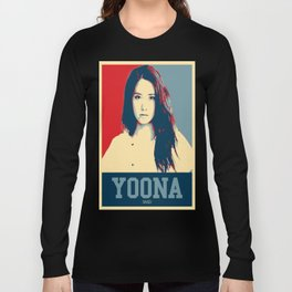 Yoona SNSD Hopeless Design Long Sleeve T-shirt