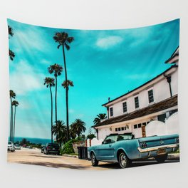 California dreaming x Wall Tapestry