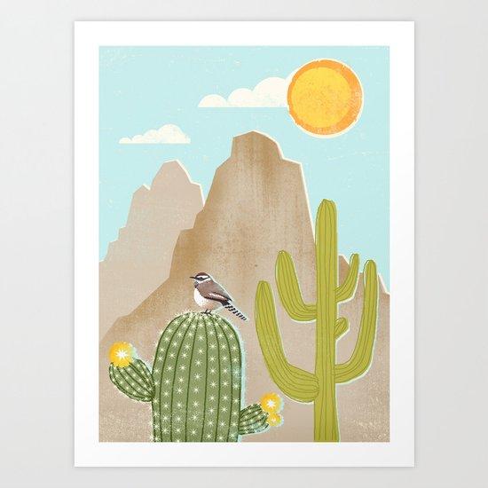 Sonoran Art Print