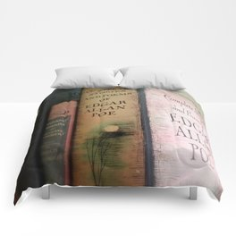 Pink Poe Comforters