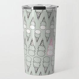 Two Scoops Mint Ice Cream Travel Mug