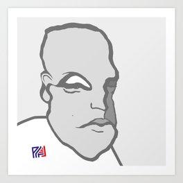SK8RBOI Art Print