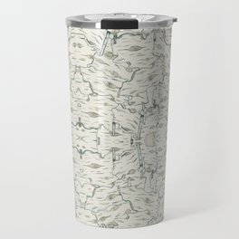 birch bark Travel Mug