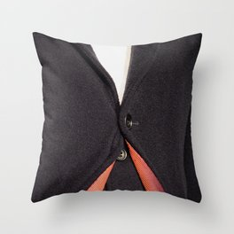 Doctor #12 Throw Pillow