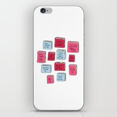 A Better Curriculum iPhone & iPod Skin