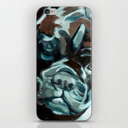 Smokey the Boxer Dog iPhone Skin