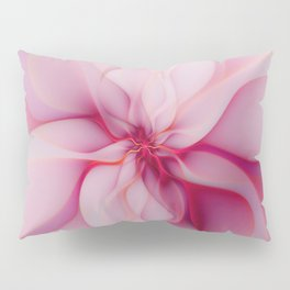 Raspberry Creme Delight Pillow Sham
