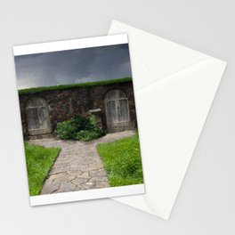 Choices (Secret Garden) Stationery Cards