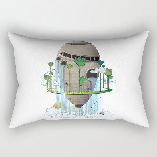 The Ancient Rectangular Pillow