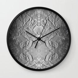 fossil Wall Clock