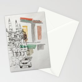 Angles of Little India 1 Stationery Cards