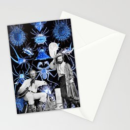 Haeckel's Cure for Arachnophobia Stationery Cards