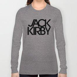 Classic : Jack Kirby Long Sleeve T-shirt
