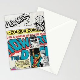 Super Heroes Nr.1 Stationery Cards