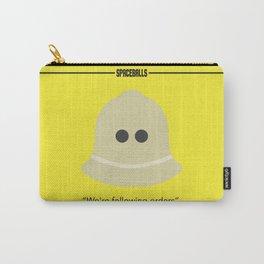 Spaceballs Dark Helmet Desert minimalist Carry-All Pouch