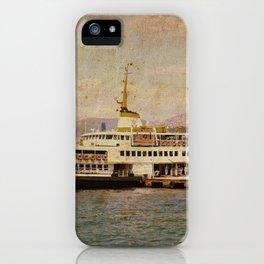Longboattie. iPhone Case