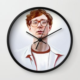 Erlend Øye, Kings of Convenience / The Whitest Boy Alive Wall Clock