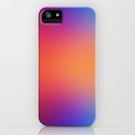 LIGHT IN THE DARL iPhone Case