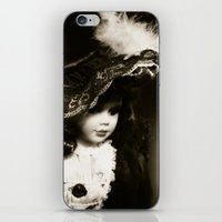 doll iPhone & iPod Skins featuring Doll by J.Telle