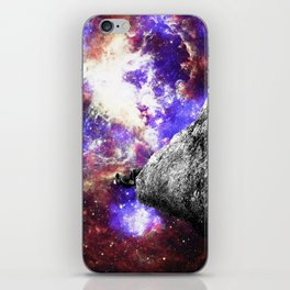 Star Gazing iPhone Skin