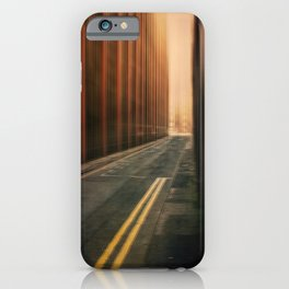 Hot in the City iPhone Case