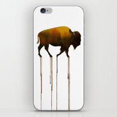 bisonte iPhone Skin