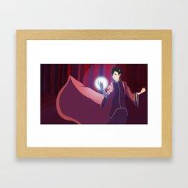 Kuroo Tetsuroo Haikyuu Final Quest Framed Art Print