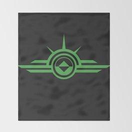ReBoot - Alt Logo Throw Blanket