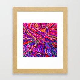 Primitive Resources Framed Art Print